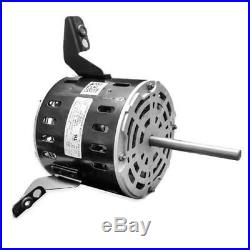 Goodman 0131F00027S Furnace Blower Motor 1/3 Hp, 1075 RPM, 115V, 4 Speed