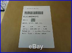Goodman 0131M00000PSP 3/4 HP 3-Speed 208-230V Furnace Blower Motor 0131M00000PS