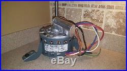 HC37TE113 GE Furnace BLOWER MOTOR +Capacitor