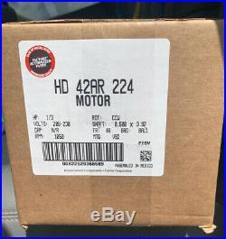 HD42AR224 OEM Carrier Bryant Payne 1/3 HP X13 Furnace Blower Motor & Module