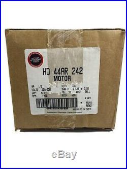 HD44AR242 OEM Carrier Bryant Payne 1/2 HP X13 Furnace Blower Motor New