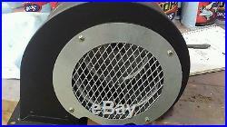 Hot blast furnace blower motor