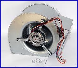 ICP furnace main air blower fan assembly Housing Motor 1/2 HP 115V