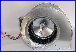 ICP furnace main air blower fan assembly Housing Motor 1/2 HP 115V 13