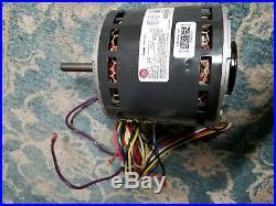 Lennox 28F01 Furnace Fan Blower Motor 115V 3/4 HP 1075RPM, Nidec 28F0101