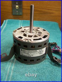 Lennox 37J2501 37J25 OEM furnace blower motor 1/3 HP 1075 4SP 115 V 4-legs