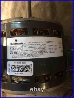 Lennox 60L2101 US Motors K55HXHFZ-8638 Furnace Blower Motor