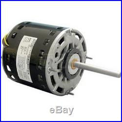 MARS 10466 Multi-Horsepower Direct-Drive Furnace Blower Motor, 1/5 To 3/4 hp