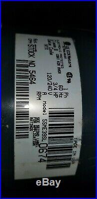 MOT09675 Trane OEM ECM Furnace Blower Motor 3/4-1 HP and module