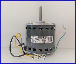 MOT2609 MOT02609 OEM Trane American Standard Furnace BLOWER MOTOR 1/2 HP 230v