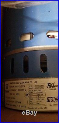 Mars ECM Furnace Blower motor 1/2hp tp 1hp. 5 speed