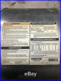 Miller Nordyne Intertherm Blower motor Furnace Part. Motor 6218870. 1/4 Hp