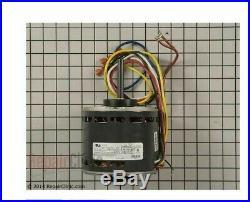 Mot-11992 American Standard & Trane Oem Replacement Furnace Blower Motor 1/2 HP
