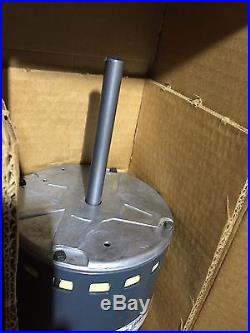 NEW 51-104306-25 OEM Rheem Ruud GE Genteq 1 HP ECM Furnace Blower Motor