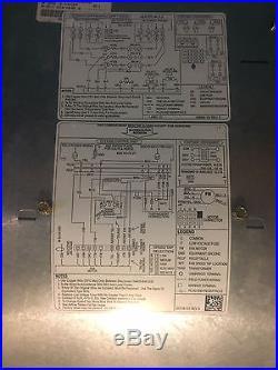 NEW FURNACE FAN BLOWER ASSEMBLIE- NEW MOTOR 1/3 HP Broad Ocean ZWK702B0250601