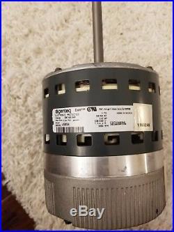 NEW Genteq EON1/2 HP 120/240v Furnace Blower Motor 5SBA39GL V5054 with module