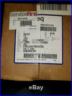 NEW! MOT13120 Trane American Standard 1 HP 230v X13 Furnace Blower Motor &