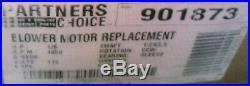 NEW Mobile Home Nordyne Intertherm Miller Furnace Blower Motor 901873 621081 OEM