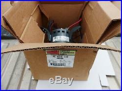 NEW OEM Carrier Bryant Payne 115v 3/4 HP Furnace BLOWER MOTOR HC45TE113 1075 RPM