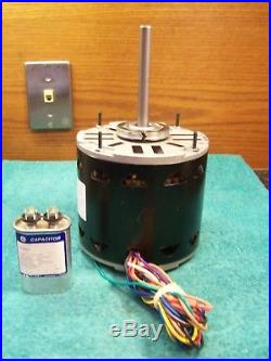 New A O Smith ICP Tempstar Heil HQ1009052EM 1009052 1/2 HP furnace blower motor
