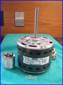New Carrier Bryant Payne HC41AE118 OEM furnace blower motor 1/3 HP 115 V 1075