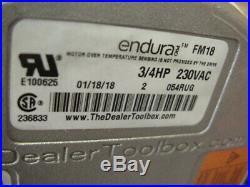 New Carrier bryant payne furnace ECM blower motor HD46AR249 5SME39NXL169