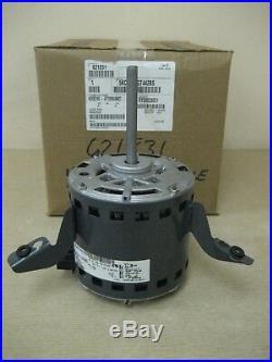 New Nordyne Genteq 621831 5KCP39NGT442BS 208-230V 1/2HP Furnace Blower Motor