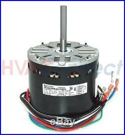 OEM A. O. Smith York Coleman 1 HP 115 Volt Furnace BLOWER MOTOR F48SU6V15 OYK1106