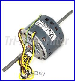 OEM Carrier Bryant Double Shafted Furnace Blower MOTOR HC41FB666 HC41FB666A