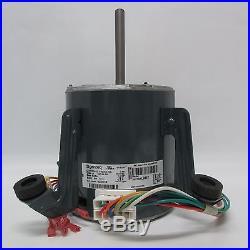 OEM Carrier Bryant Genteq 1/2 HP Furnace Blower Motor HD44MR130 5SME39HXL6067