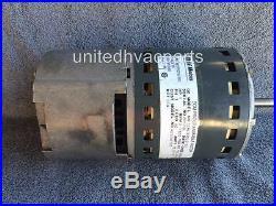 OEM Carrier Bryant HD52AE120 ECM 1-Hp Blower Motor G. E 5SME39SL