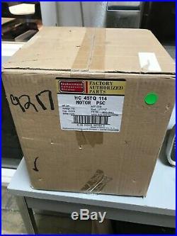 OEM Carrier Bryant Payne Furnace Blower Motor 3/4 HP 115v HC45TQ114 HC45TQ114A