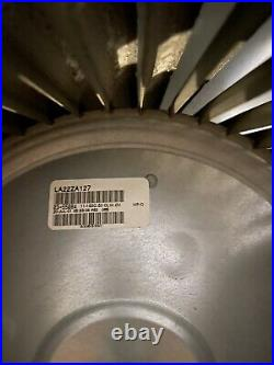 OEM Carrier Bryant Payne Furnace Squirrel Cage Blower Wheel LA22ZA127 with Motor