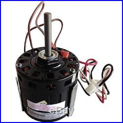 OEM Coleman 1/3 HP 115 Volt Furnace Blower Motor 1468-220P 1468220P S1-1468-220P