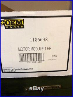 OEM ICP Heil Tempstar 1 HP 120v Furnace ECM Blower Motor Module 1172835 1186638