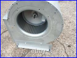 Oil Furnace Blower Motor & Fan Housing Assembly variable speed Ac Motor Tested