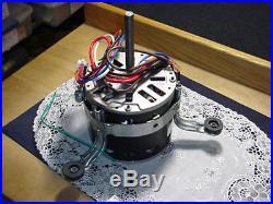 Partners Choice 902128, Furnace Blower Motor, 1/2 HP, 1075 RPM 4 Spd, 115V NEW