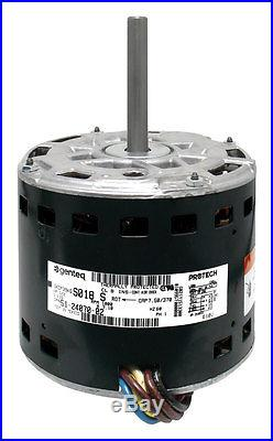 Rheem Ruud Furnace Blower Motor 1/2 hp 120/1/60 (1075 rpm) 51-24070-02