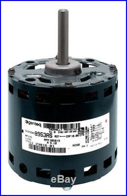 Rheem Ruud Furnace Blower Motor 1/5 hp 120/1/60 (1075 rpm/3 speeds) 51-23015-91