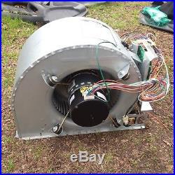 Rheem Ruud Squirrel Cage Furnace Main Blower Wheel Motor Assembly