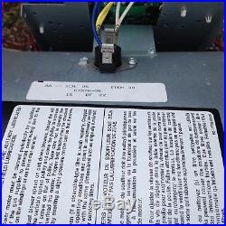 Rheem Ruud Squirrel Cage Furnace Main Blower Wheel Motor Assembly 67876-05
