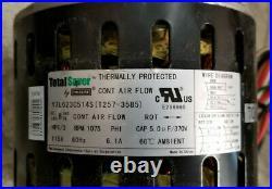 Totaline Total Saver T257-3585 Furnace Blower Motor Y7L623C514S