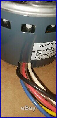 Trane American Standard GE Genteq Furnace BLOWER MOTOR 1/3 HP 115v 5KCP39HGS599S