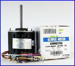 Trane Furnace Air Blower Motor 1/5 3/4 HP 115 Volt 1075 RPM 48Y Frame