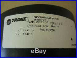 Trane GE 5466 5SME39SL0253 CP03 ECM 2.3 Furnace Blower Motor Used Free Shipping