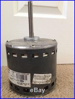 Trane MOT11976 5458 Blower Motor MOT09231 5SME39SL0904 Furnace Fan GE ECM 3/4 1