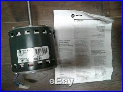 Trane MOT11976 5458 Blower Motor MOT15033 MOT09231 5SME39SL0904 Furnace Fan GE