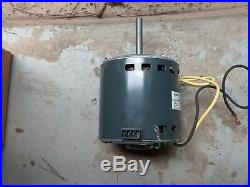 Trane furnace blower motor