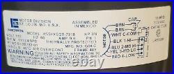 UGRA-10EZAJS 51-26192-01 K55HXEGT-7318 Rheem furnace OEM blower motor brackets