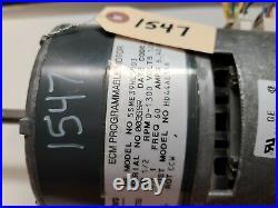 USED Furnace Direct Drive Blower Motor Carrier Bryant Payne ECM HD44AE116 1547